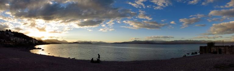 Nahuel Haupi Lake, Barilcohe
